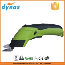 3.6V LI-ION Battery Electric Scissors for cutting paper