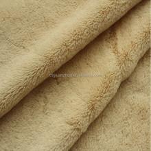 Cheap fabric anti pill fleece fabric
