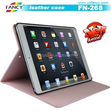 best tablet pc leather case whosale 7 inch tablet case for Ipad mini