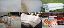 High quality plain and teill cashmere quilt