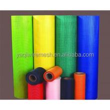 colorful fiberglass Window Screen/green fiberglass window screen/red fiberglass screen YAQI supply