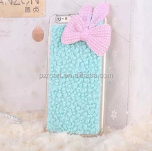 Lovely Butterfly Soft Plastic Phone Case Cover For iPhone 6