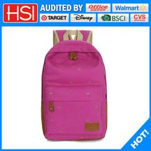backpack paded school waterproof backpack advertising