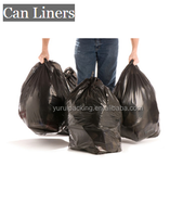 big /large size plastic bags for garbage