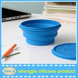 silicone eco collapsible dog bowl silicone serving and mixing bowls with lids