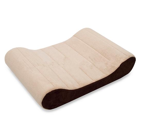 contour transat m moire mousse pour animaux de compagnie chien oreiller lit avec couvercle. Black Bedroom Furniture Sets. Home Design Ideas