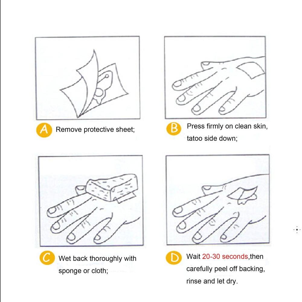 22 new henna tattoo instructions