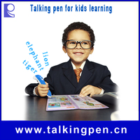 OEM/ODM Multi-Language Intelligent Reading Pen for Kids Learning