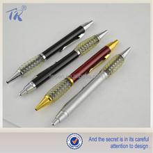 Alibaba Ballpoint Metal Pen Promotion Twist Open Ballpoint Pen