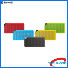 2015 TOP popular products Water Cube Mini Bluetooth Speaker Support TF card