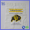 Best high density polyethylene with good quality cheap printed die cut plastic bag