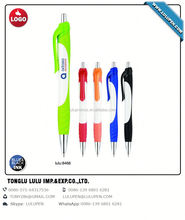 2012 style Plastic Ball pen (LU-8468)