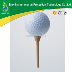 4 pieces practice blank golf ball high quality for Christmas day