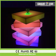 Wholesale Battery Powered LED Up Light,Wireless Dmx Flat Slim Par For Wedding ,Party,Event Decoration