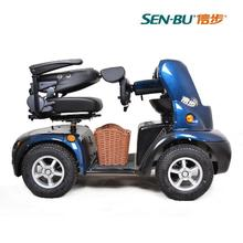 high order four wheel electric scooter for wholesales