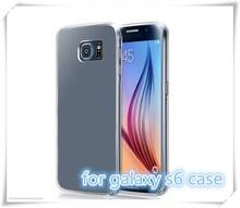 Ultra Slim Clear Soft TPU Gel Silicone Skin Cover Case For Samsung Galaxy S6