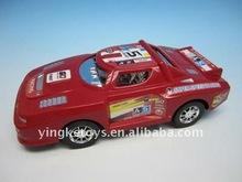 de dibujos animados de juguete de fricción coche de carreras