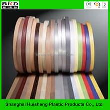 PVC laminated sealing edge strip with good price