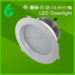 2015 New Popular Dimmable & IP44 30 watt 50w 70w LED Down Light CE ROHS