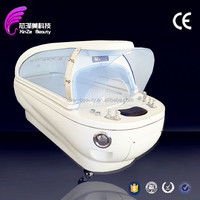 Infrared heating dry spa capsules / far infrared sauna bed (Beauty machine manufacturer)