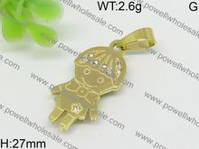 factory price Custom made eternal love pendant with good quality