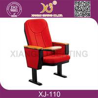 Cheap Free Standing Cinema Hall Auditorum Seat Popular Cinema Chair