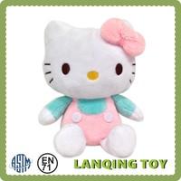 Wholesale Promotive Gift Custom Soft Hello Kitty Plush Toys Doll