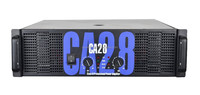 CA 28 Class H professional audio power amplifier with 2ohms