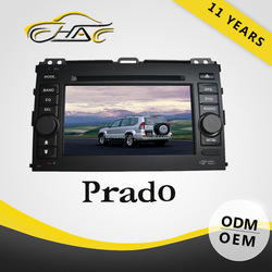 2 din sepecial for toyota prado Car DVD and GPS bluetooth/radio/tv