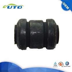 welcome OEM with low price sleeved rubber bushings upper bushing