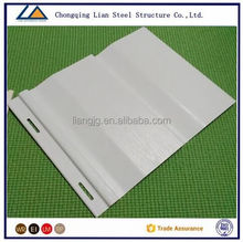 Easy to clean high quality pvc vinly siding panel