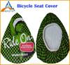 dirt proof bike seat covers Plastic/PVC Shell Material bike seat cover