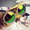 Hot sale best selling silk screen printing 3d glasses pouch /microfiber cell phone bag/sunglasses case