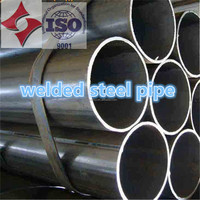 weld and seamless carbon black steel pipe astm53 astm a53