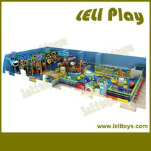 LL-I10 Good Quality Kindergarten Children Paradise Indoor Soft Play Area