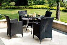 New PE rattan outdoor furniture set outdoor furniture rattan 1043