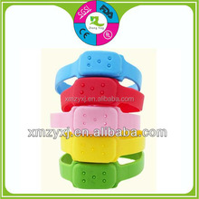 RFID silicone wristband,special bracelet, as gifts