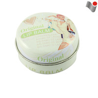 Hot sale small metal cute mints round tin boxes