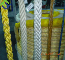 "3/8"" diamond braid poly ship mooring line"