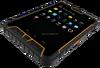 Rugged tablet PC Android 4.1with Fingerprint Scanner /1D/2D QR Barcode scanner tablet PC