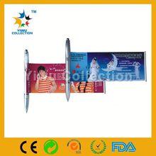 yiwu flag ballpen yiwu water ballpen,stylus retractable banner pens,stick banner pen