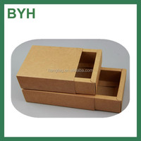 Draw kraft paper small decorative cardboard boxes blank ardboard boxes for packaging cheap cardboard boxes
