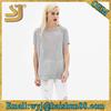 Oversized Knit fashion high quality women summer t shirts
