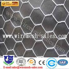 hot sales galvanized hexagonal wire mesh fence mesh