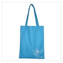 Custom cotton canvas Shopping bag, cotton tote bag promotion