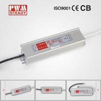 high power waterproof 12v 120w constant voltage power supplies aluminum enclosure led driver