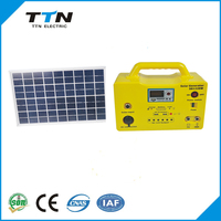 Environment-friendly Dependable performance 20W Solar Powered Generator