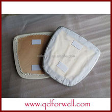 fashion design satin-resistant fabric cushion With CE certifaction