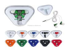 Promotion Square cheap earphone case