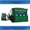 China combined electric motor hydraulic drive electric motor test stand